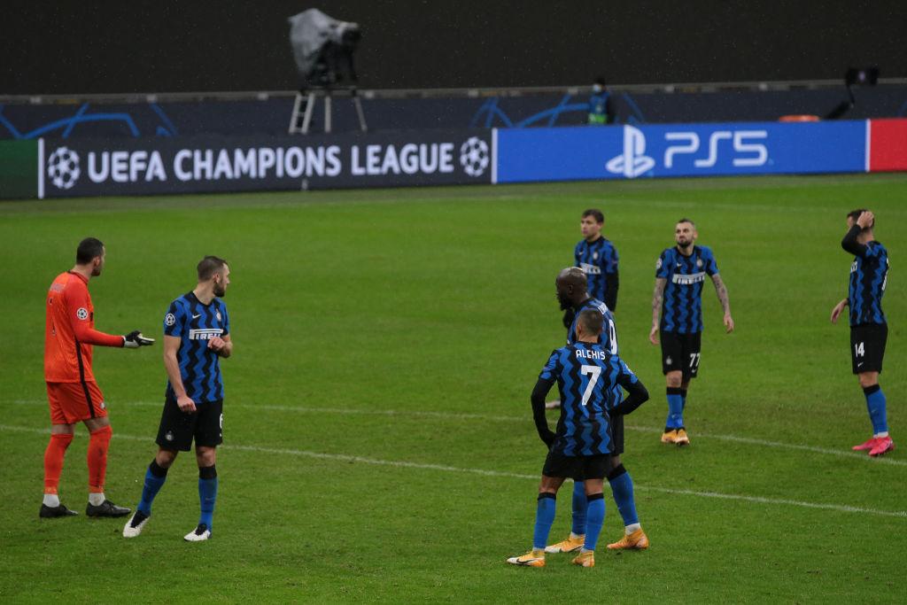 Inter de Milan en Champions League