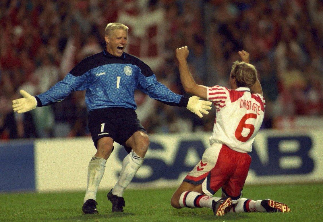 Eurocopa: Kasper Schmeichel aspira a emular la hazaña de su padre