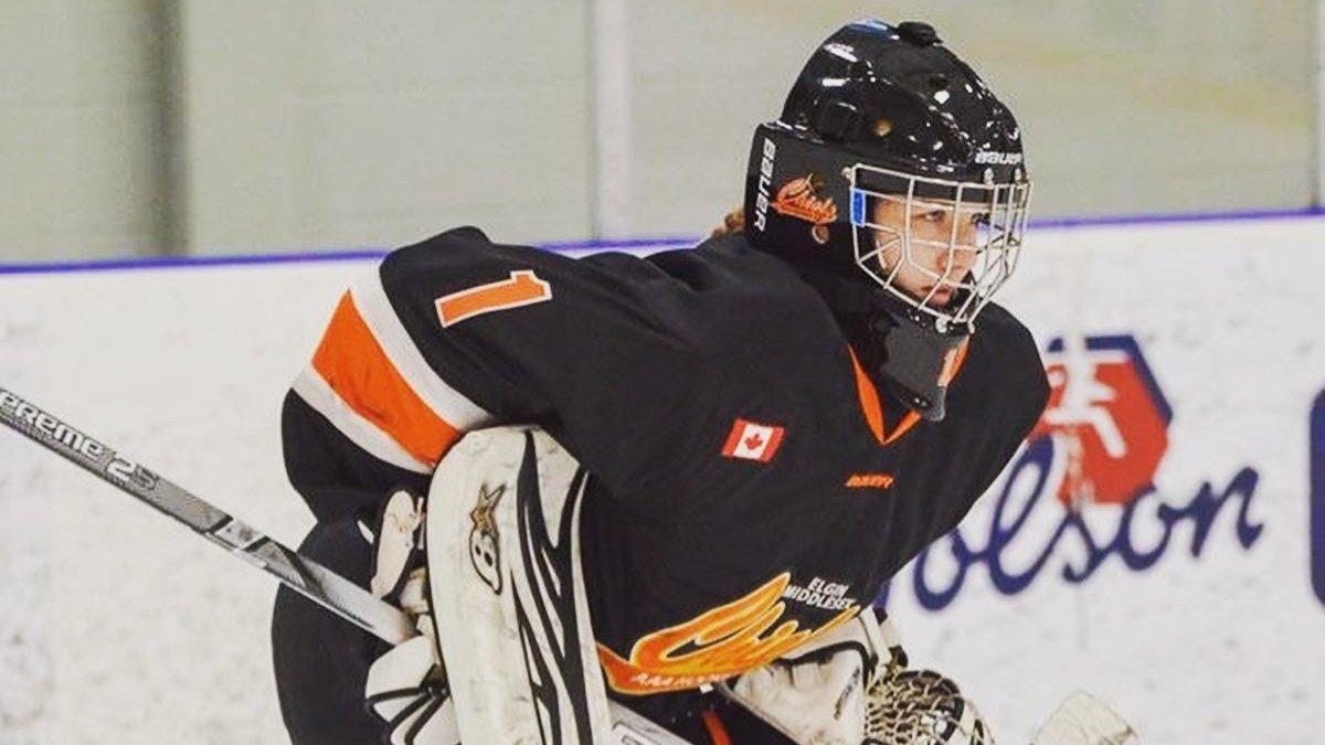 Taya Currie primera portera en OHL