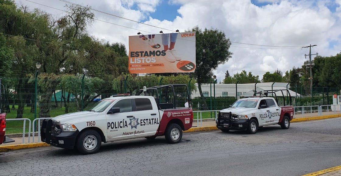 UDLAP-Puebla-Cholula