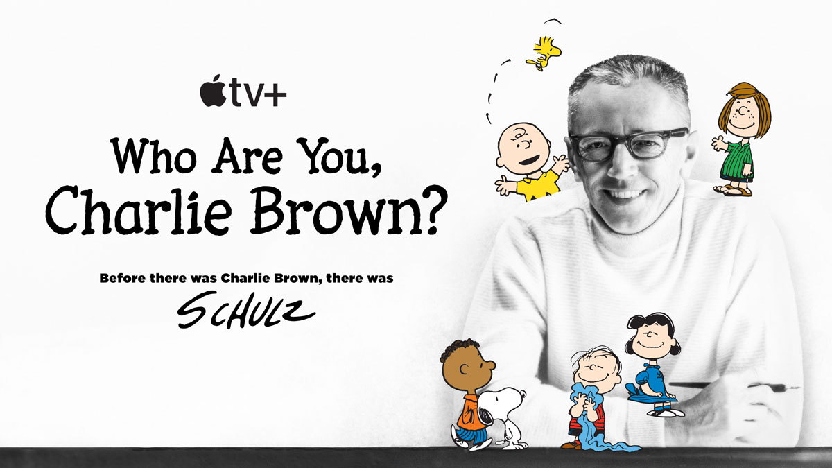 Poster del documental Who Are You, Charlie Brown?