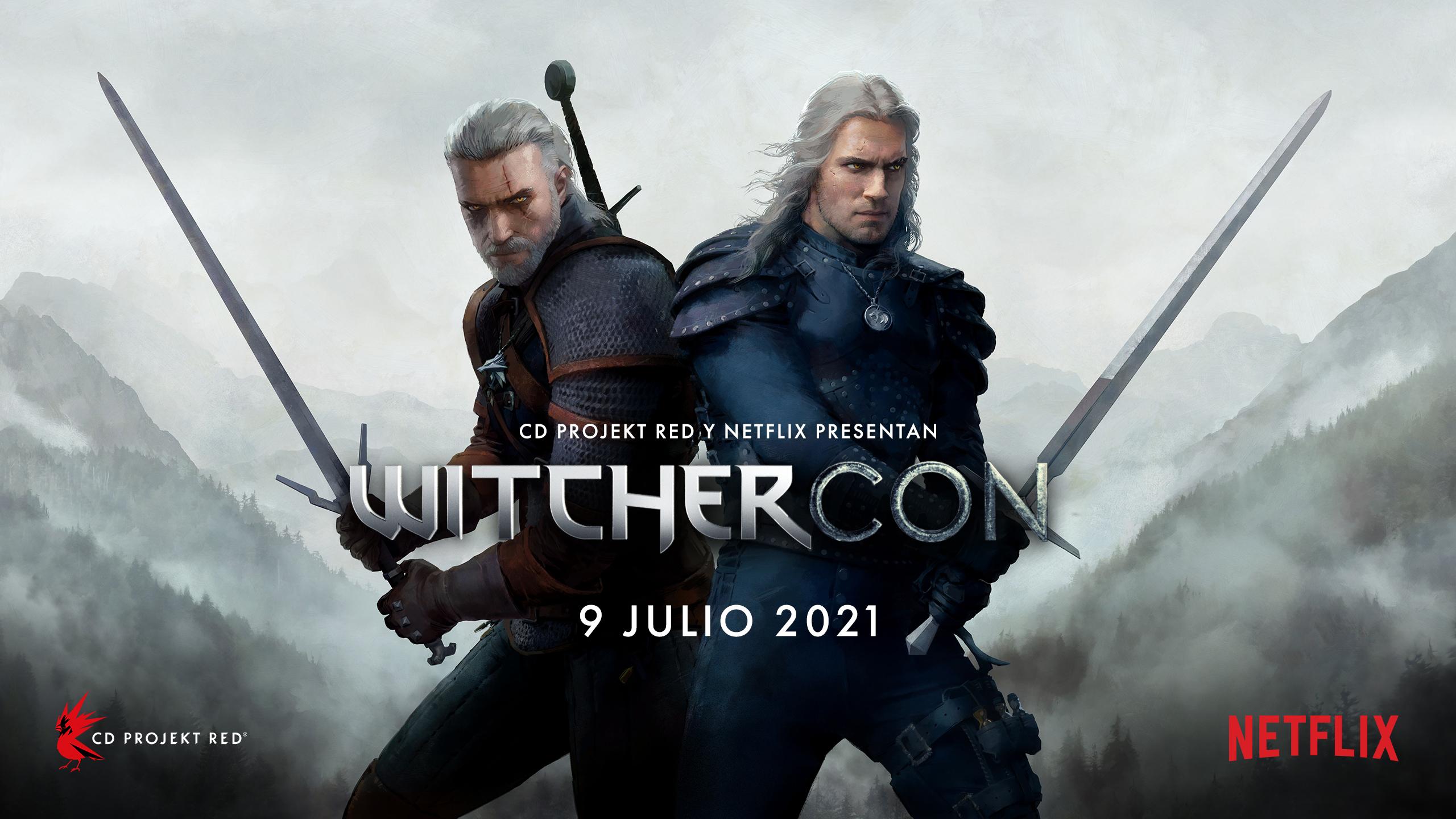 WitcherCon, evento exclusivo sobre la saga