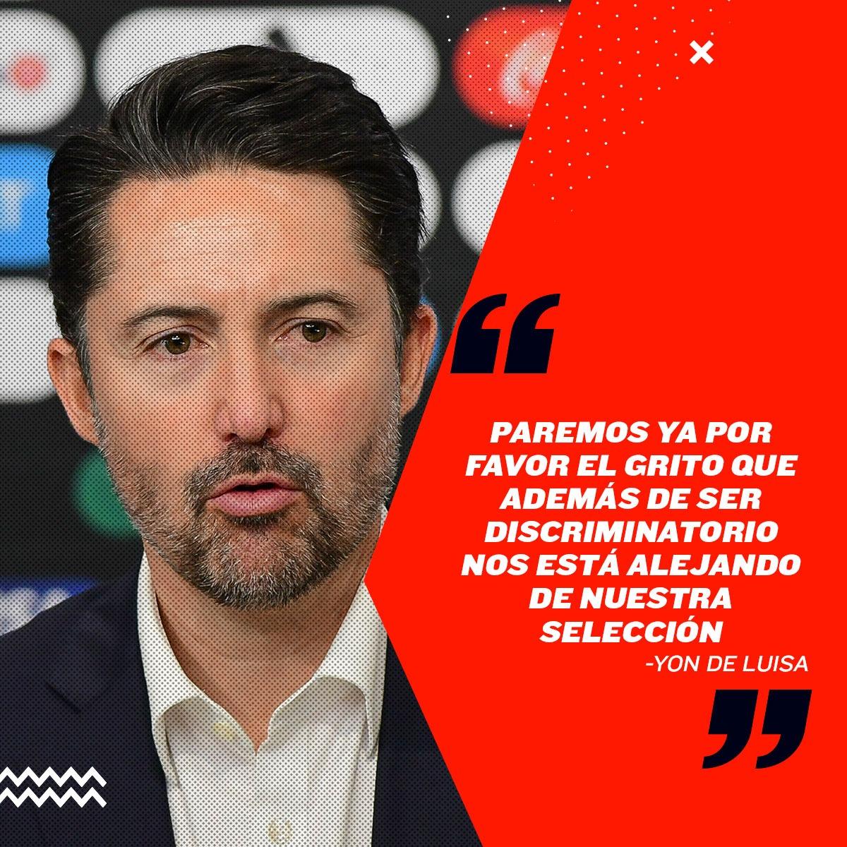 Yon de Luisa, presidente de la FMF sobre la sanción de FIFA
