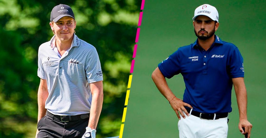 Los golfistas mexicanos Abraham Ancer y Carlos Ortiz aseguraron su participación en Tokio 2020