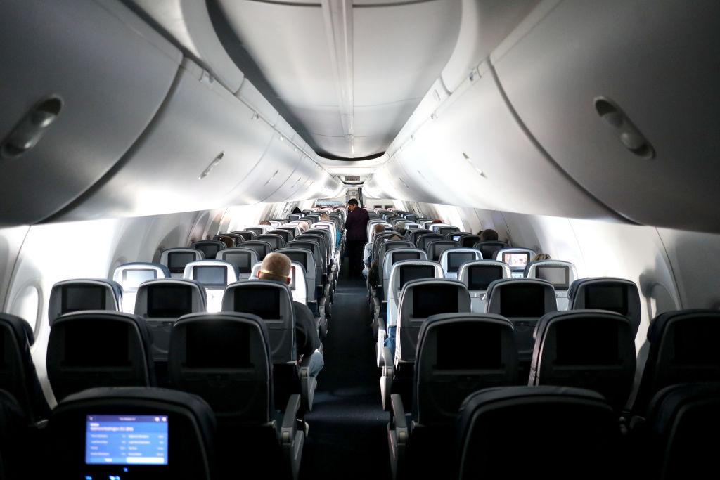 Viaje en avión en tiempos de COVID-19