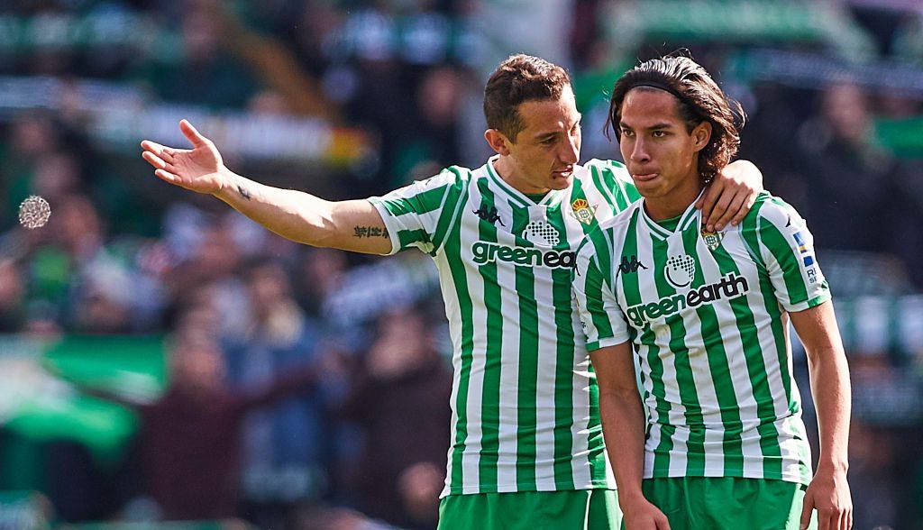 Andrés Guardado y Diego Lainez podrían ir a Juegos Olímpicos con la Selección Mexicana