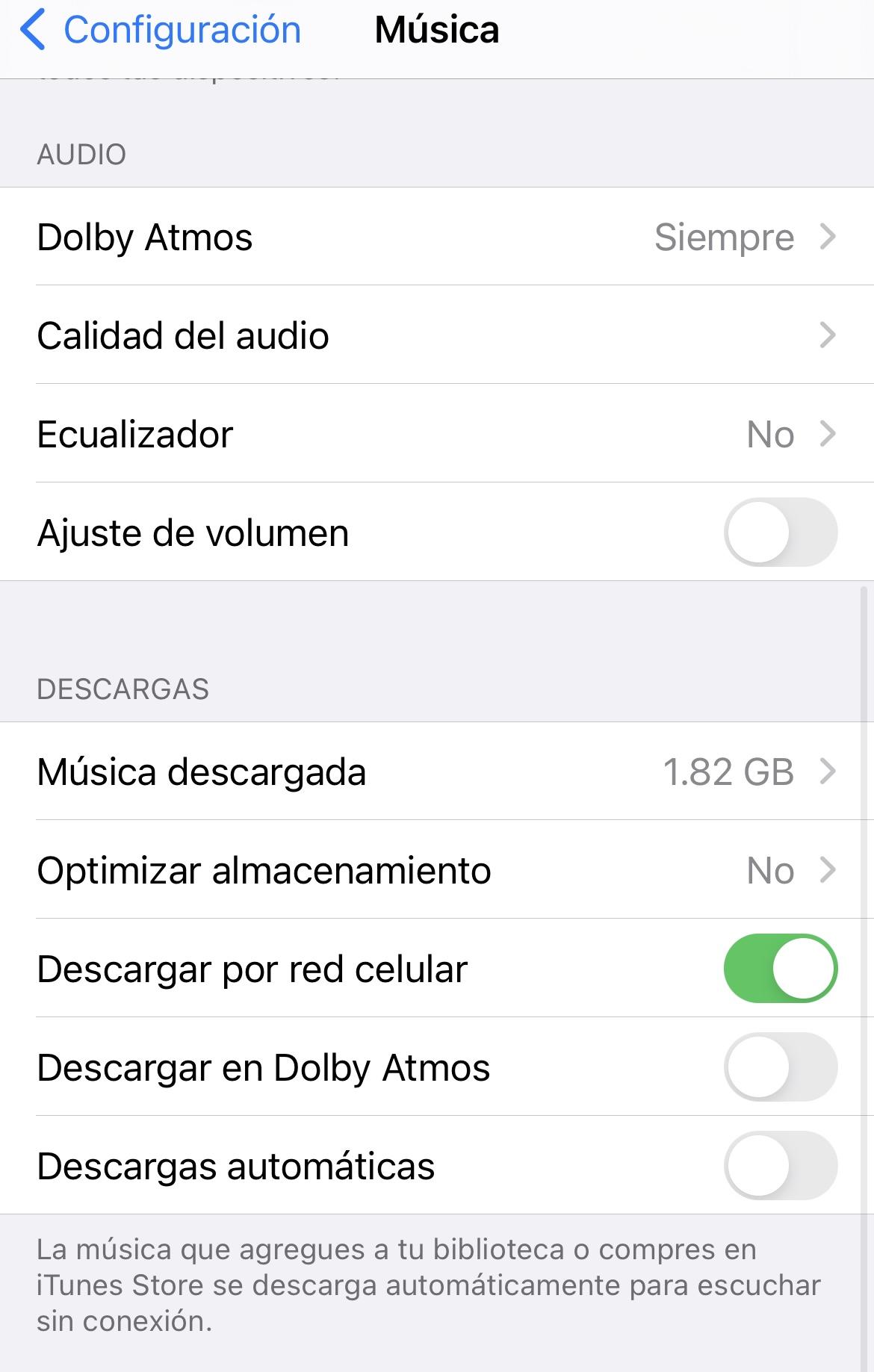 Acá te decimos cómo activar Spatial Audio y Lossless Audio en Apple Music
