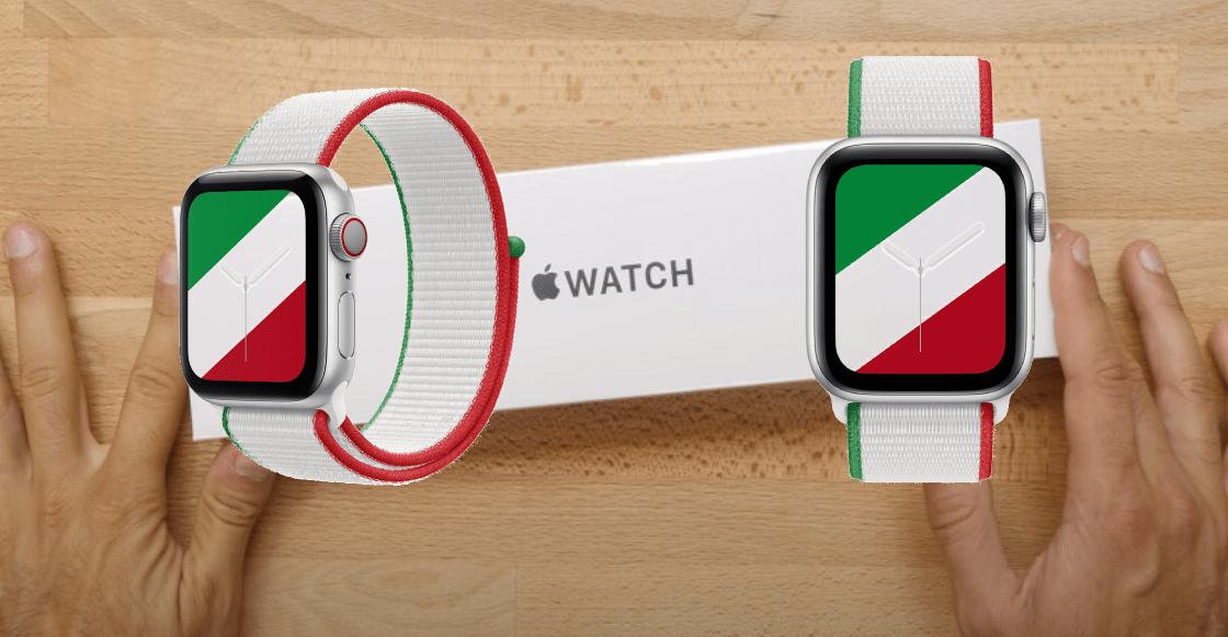 ¡Checa la colorida colección internacional de correas para Apple Watch!