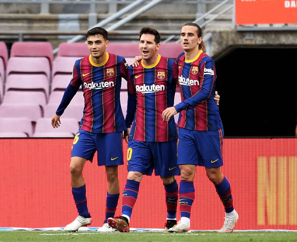 Barcelona sobrepoblación de delanteros