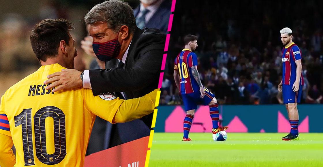 Messi renovación Barcelona Laporta