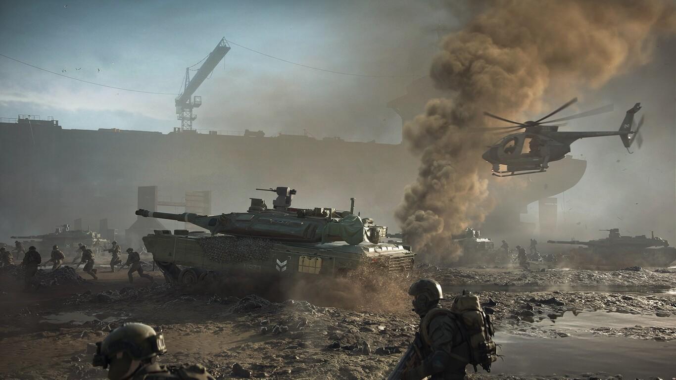 Preparen las armas porque ya tenemos el tráiler de 'Battlefield 2042'