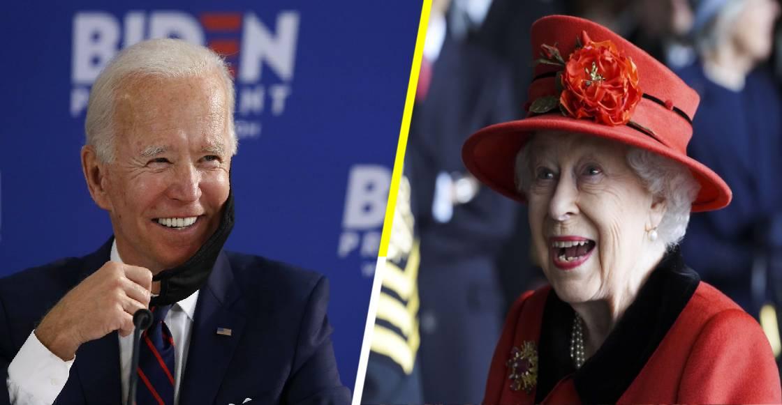 La Reina Isabel recibirá a Joe Biden en el Castillo de Windsor