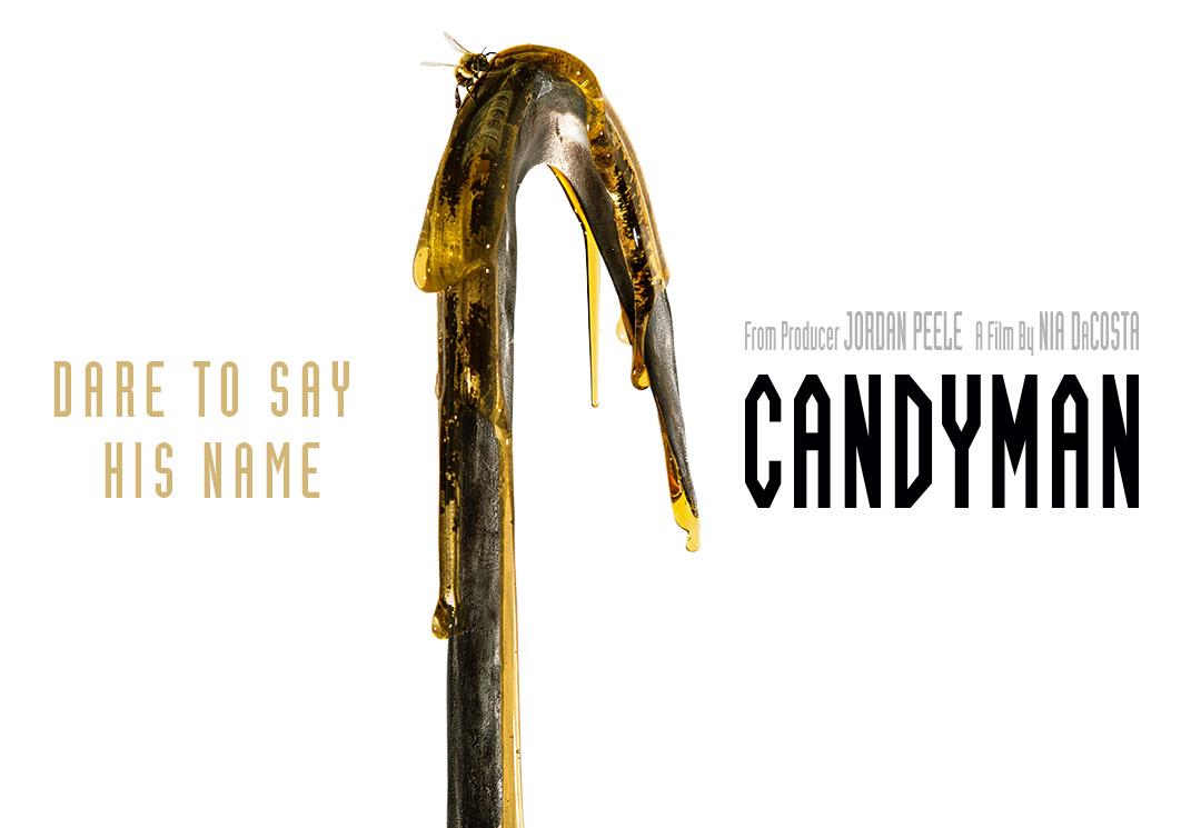 Póster oficial de 'Candyman'