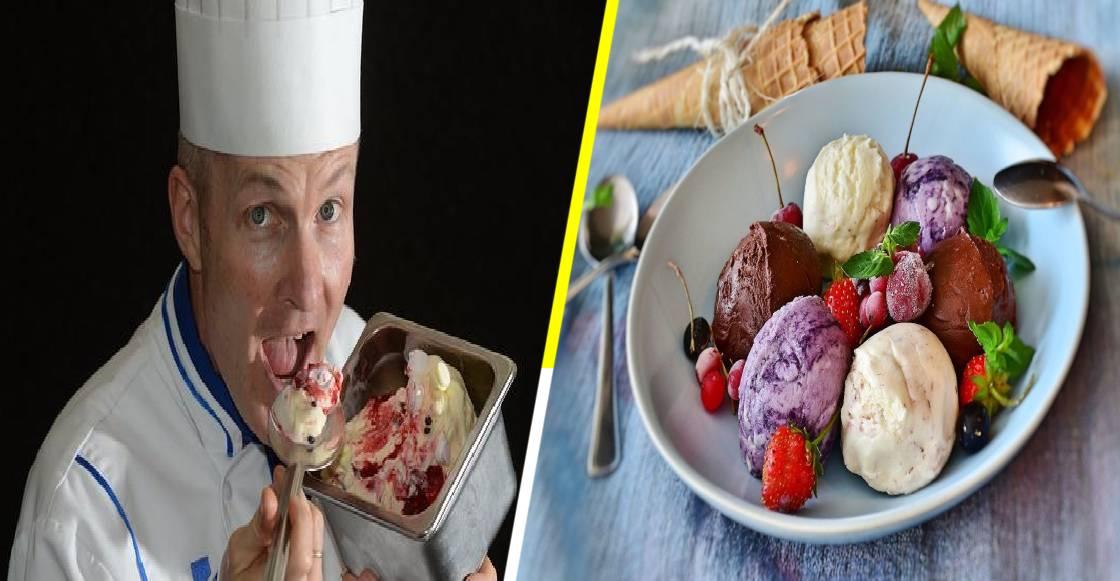 El trabajo más rico del mundo: Catador de helados con un sueldo de mil dólares