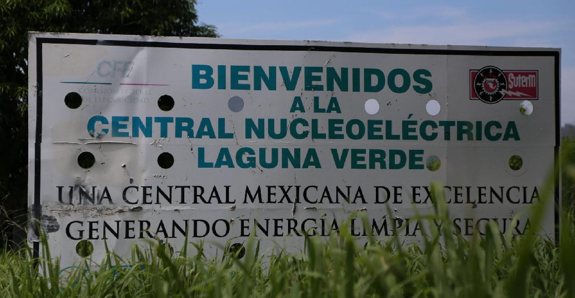 Central nuclear de Laguna Verde (de la CFE) enfrenta saturación de basura radiactiva: El País