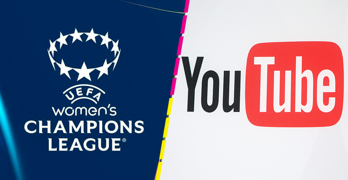 ¡Enorme! La Champions League Femenil se podrá ver GRATIS en Youtube