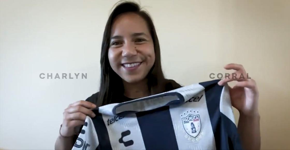 ¡Bombazo! Charlyn Corral vivirá su primera experiencia en la Liga MX Femenil con el Pachuca