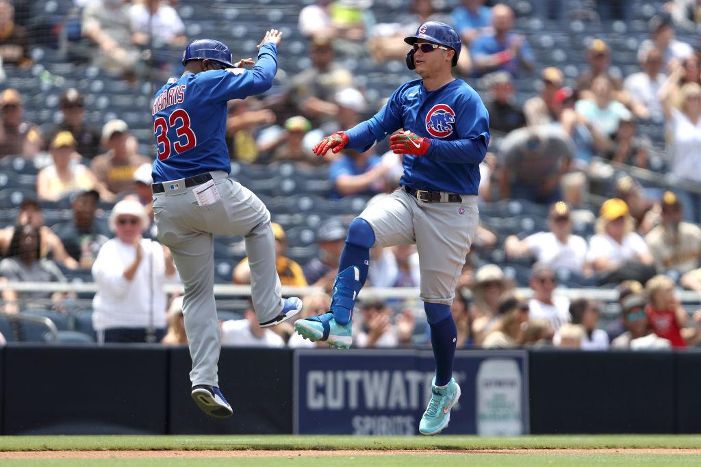 Chicago Cubs se lleva la victoria contra los Padres de San Diego