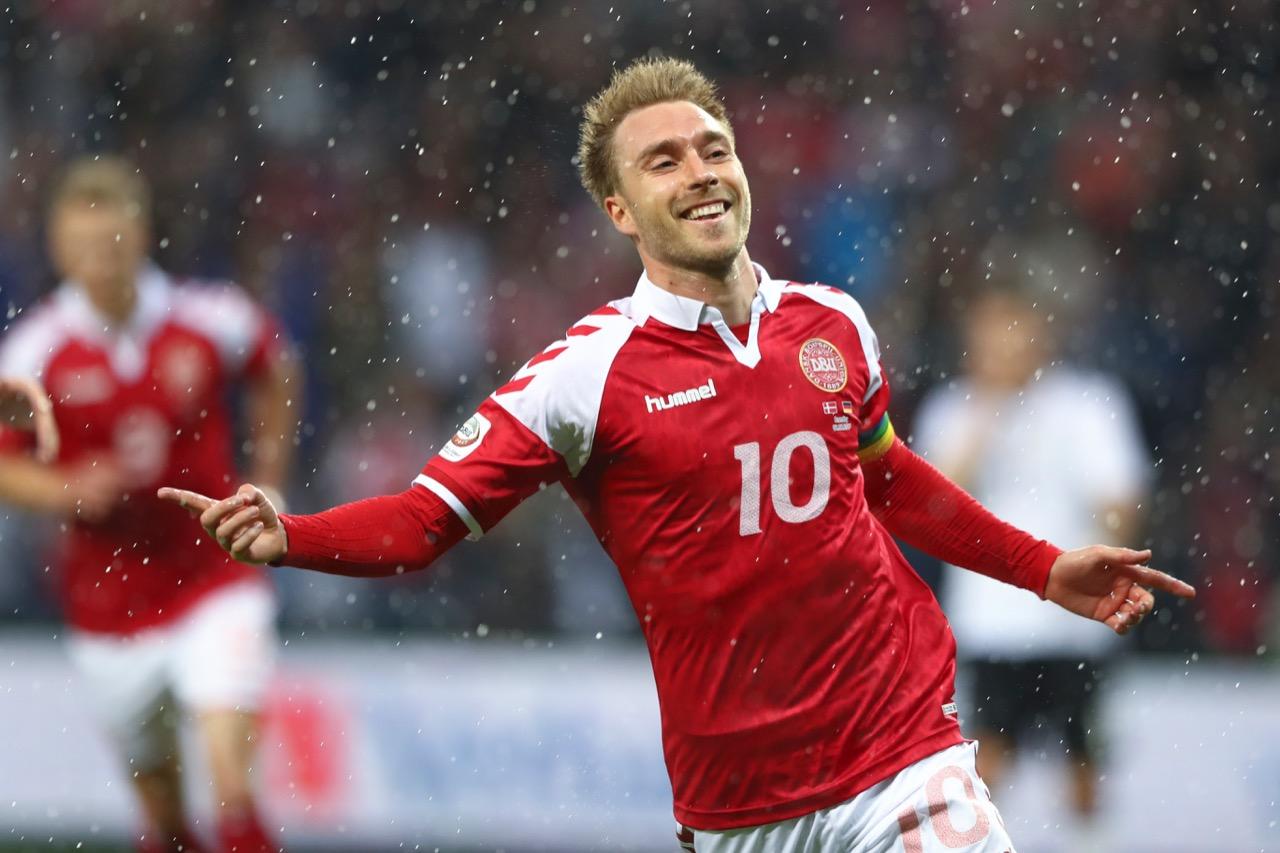 ¡Drama en la Eurocopa! Christian Eriksen se desvanece y suspenden el Dinamarca vs Finlandia