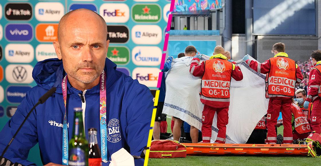 """El relato del médico de Dinamarca tras salvar a Christian Eriksen: """"Tenía pulso y de pronto no hubo latidos"""""""