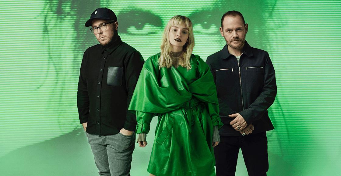 """Chvrches anuncian nuevo disco y estrenan """"How Not To Drown"""" con Robert Smith"""