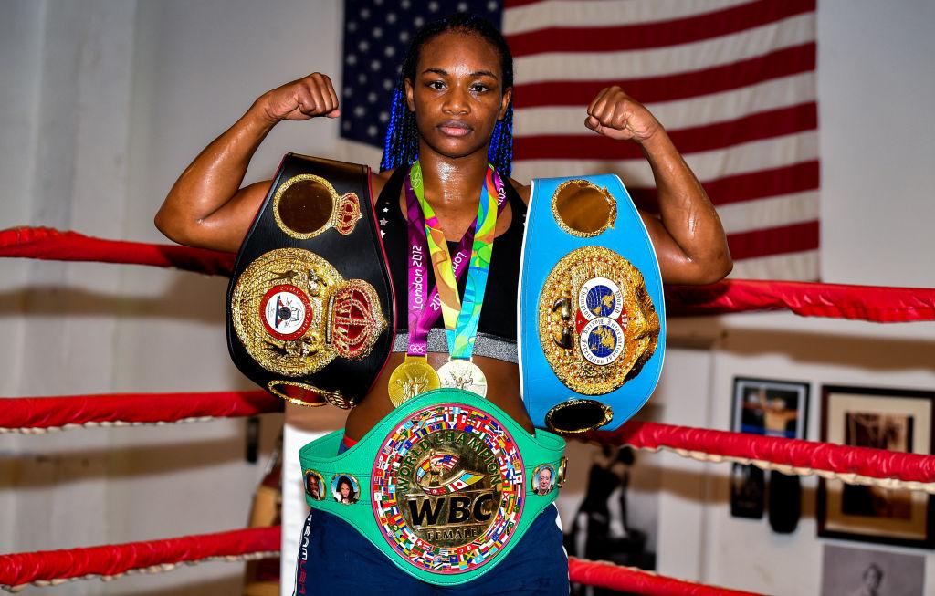 Claressa Shields y sus múltiples campeonatos de boxeo