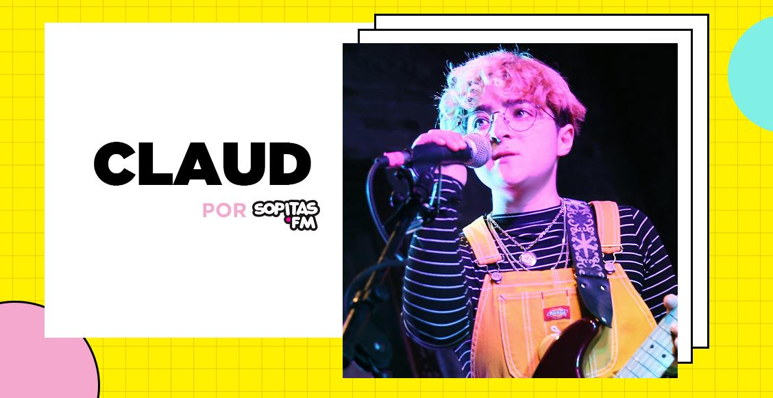 Claud: Bedroom pop sincero y directo para los corazones jóvenes