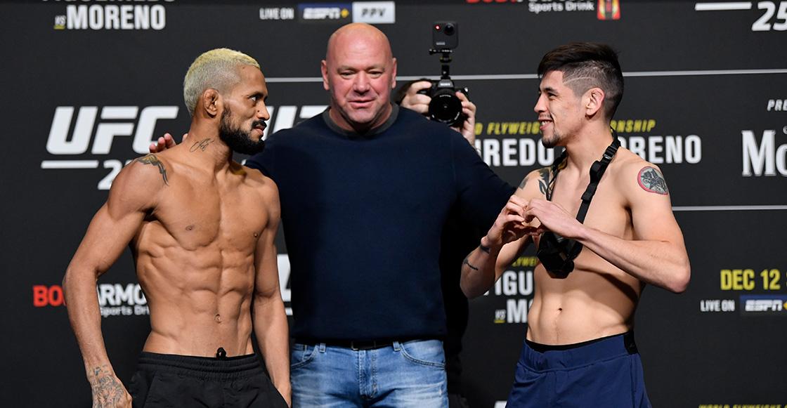 ¿Cómo, cuándo y dónde ver UFC 263 Deiveson Figueiredo vs Brandon Moreno II?