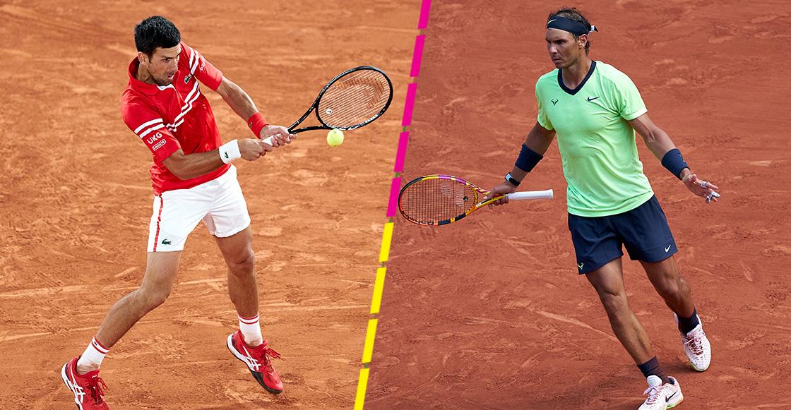 ¿Cómo, cuándo y dónde ver las semifinales de Roland Garros entre Rafa Nadal y Novak Djokovic?