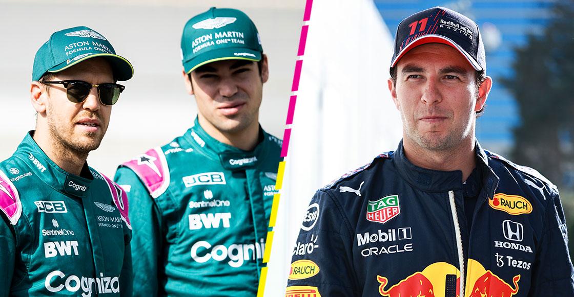 Vettel depende de Stroll: ¿Cómo le ha ido a Aston Martín sin Checo Pérez?