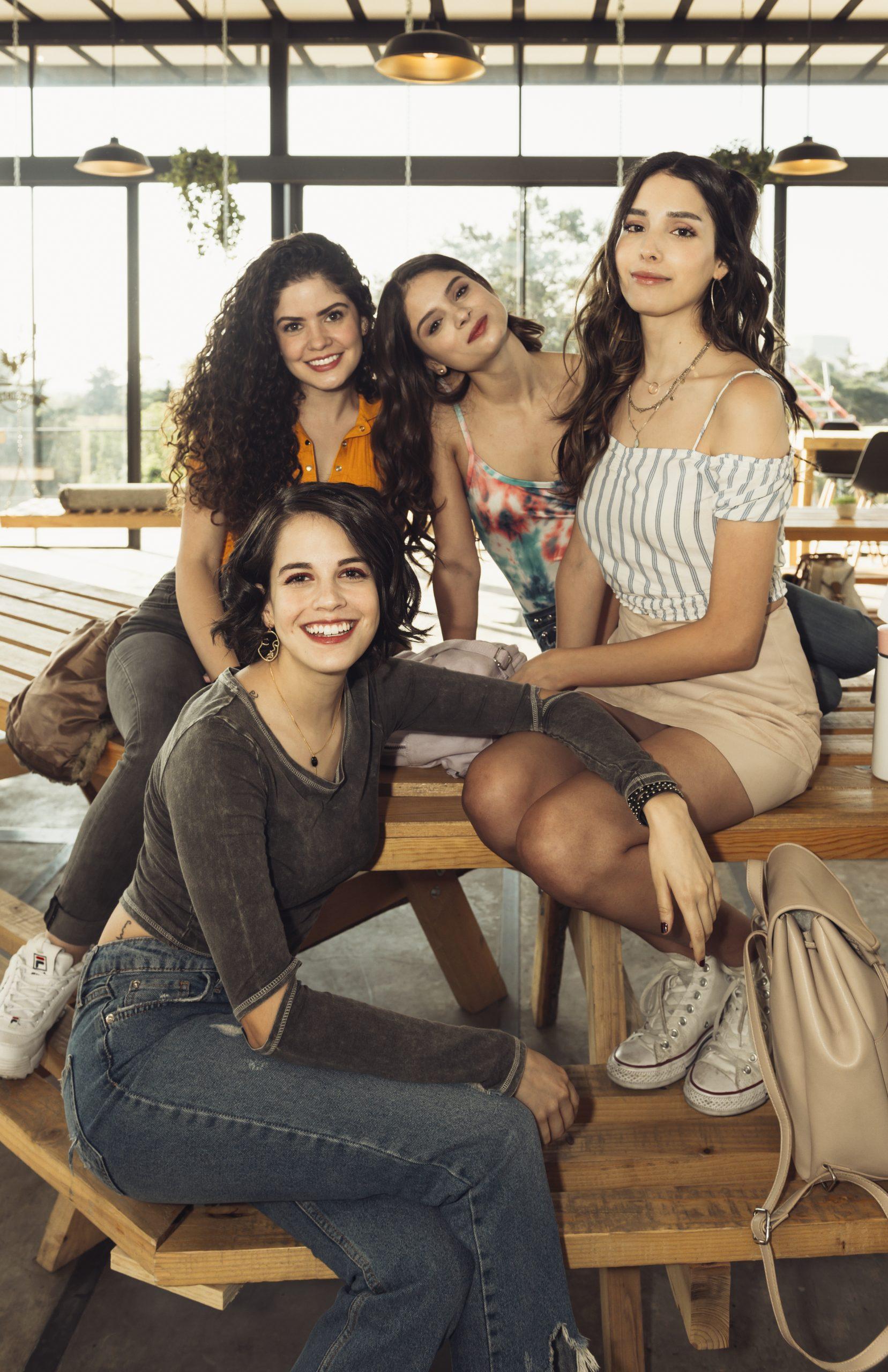 Zión Moreno: La actriz de ascendencia mexicana que aparece en el reboot de 'Gossip Girl'