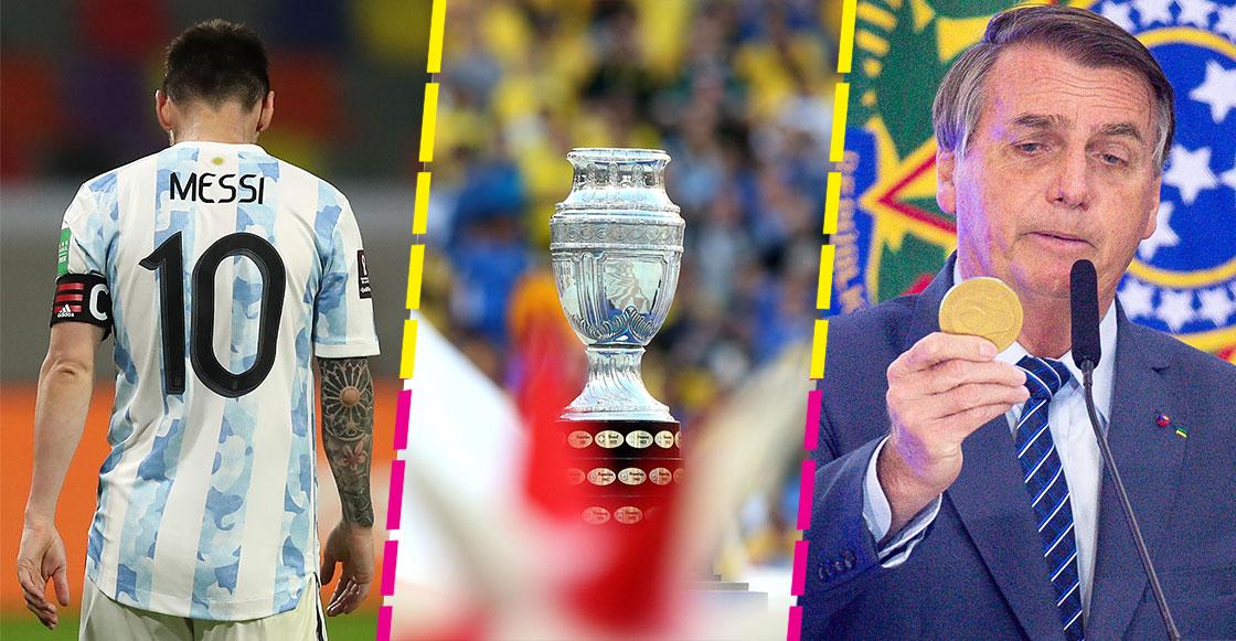 5 puntos para entender los conflictos de la Copa América en Brasil