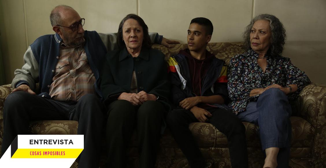 Una película necesaria: Entrevista por 'Cosas imposibles' de Ernesto Contreras