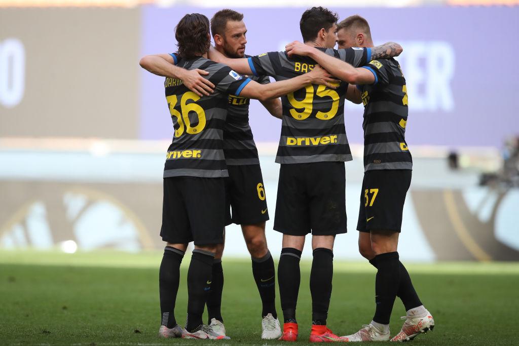 Defensa del Inter de Milan