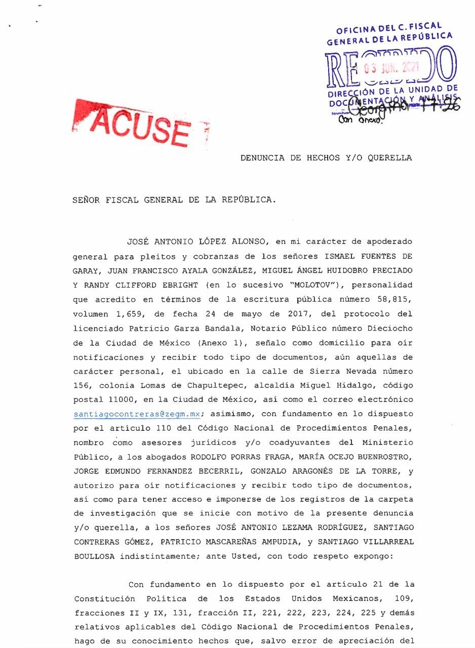 """Es oficial: Molotov denuncia al candidato de Morena que cambió la letra de """"Voto Latino"""""""