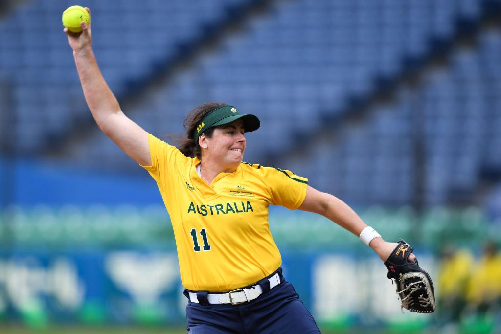 Equipo de Softbol de Australia