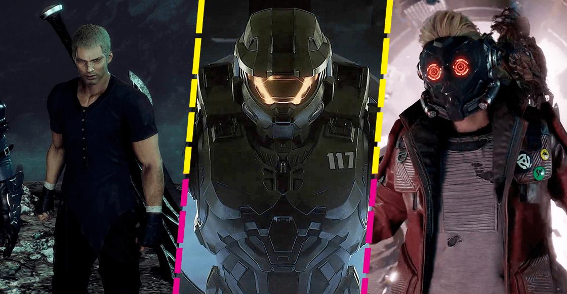 Puro título pesado: Estos fueron los juegos que se anunciaron durante la E3 2021
