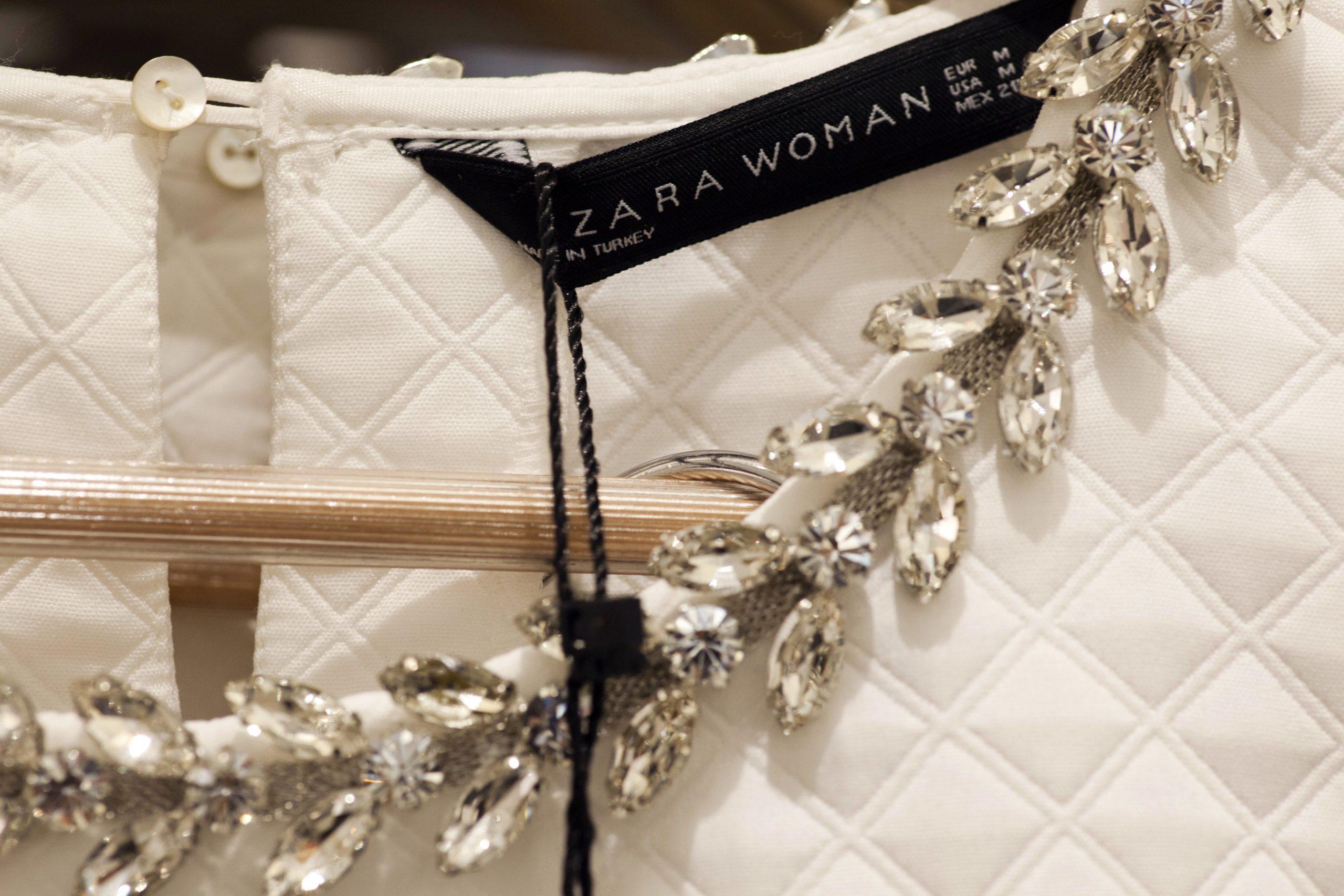 ¿Lo sabían? Este es el significado oculto en las etiquetas de Zara