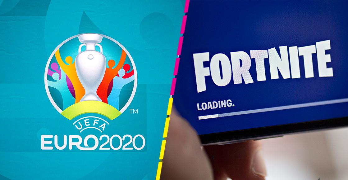 UEFA y Fortnite se unen para crear la Copa Euro 2020