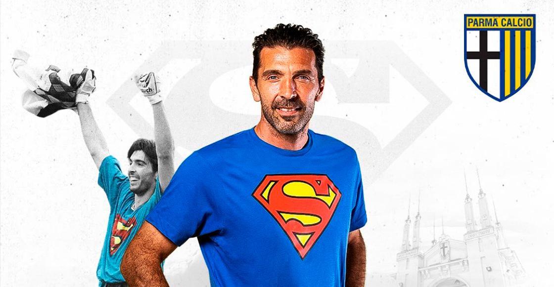 ¡Regresa Superman! Parma anuncia la vuelta de Buffon con espectacular video de presentación