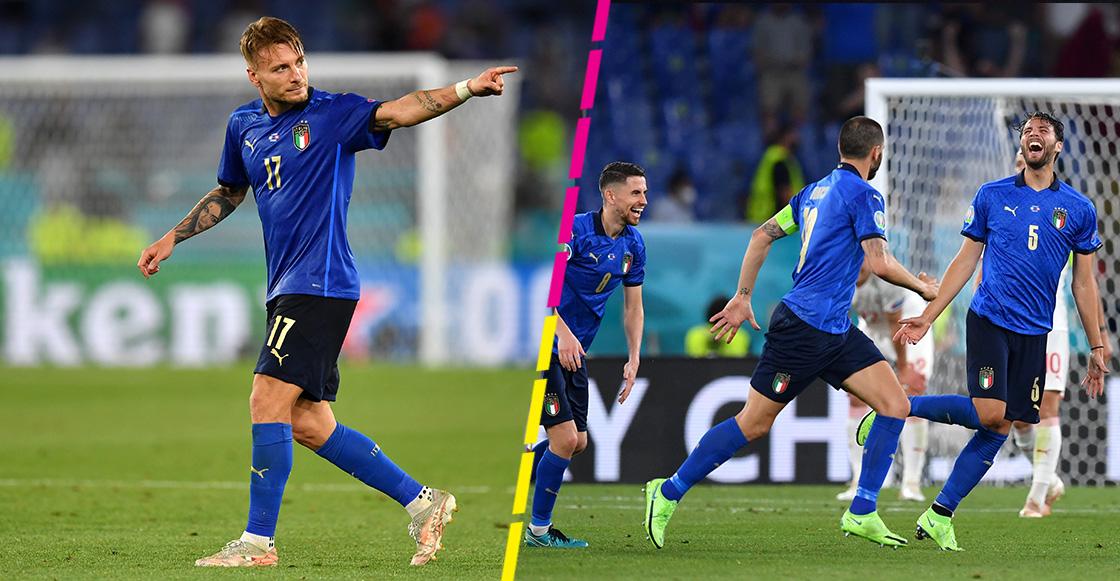¡Goleada y clasificación! Las anotaciones de Italia y el resto de la jornada de la Eurocopa