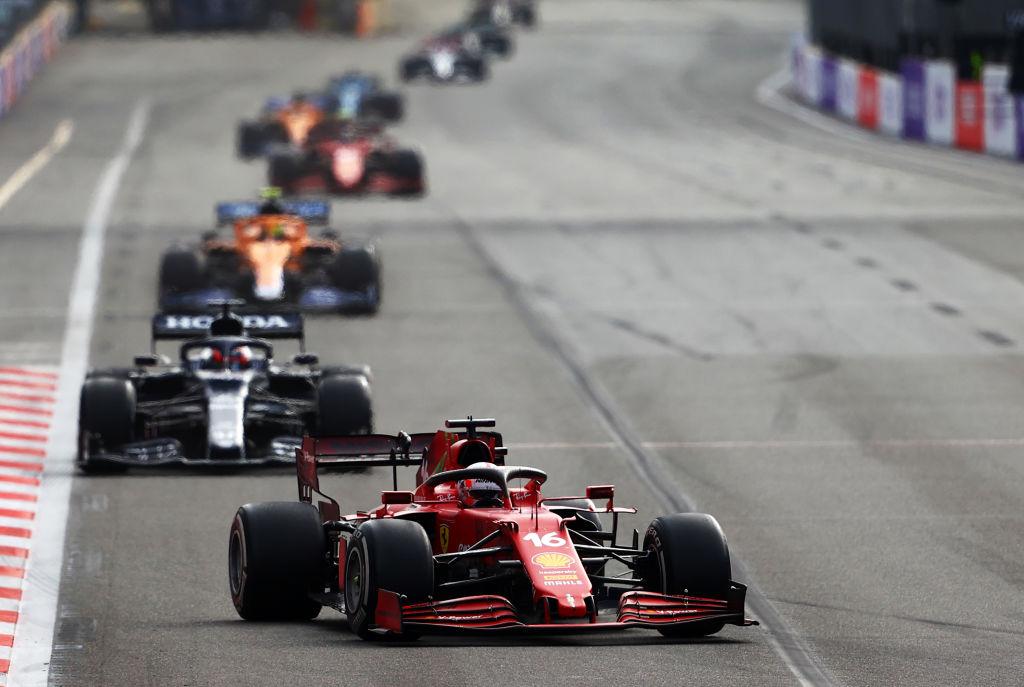 Gran Premio de Azerbaiyan
