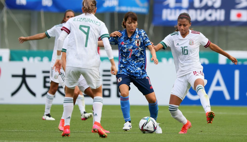Mientras dormías: Japón goleó a la Selección Mexicana Femenil en tierras asiáticas