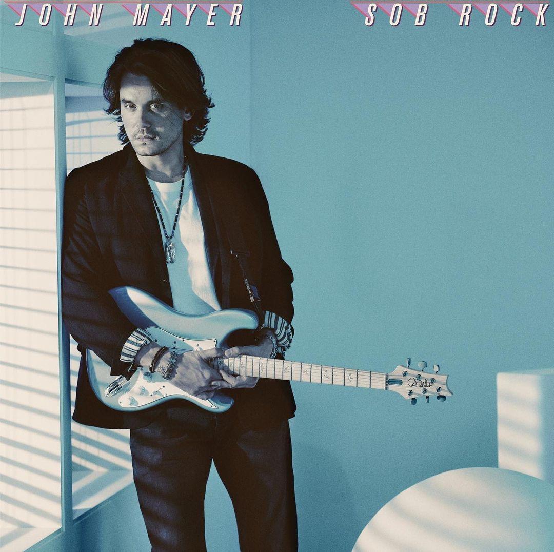 John Mayer volverá este año con un nuevo disco, 'Sob Rock'