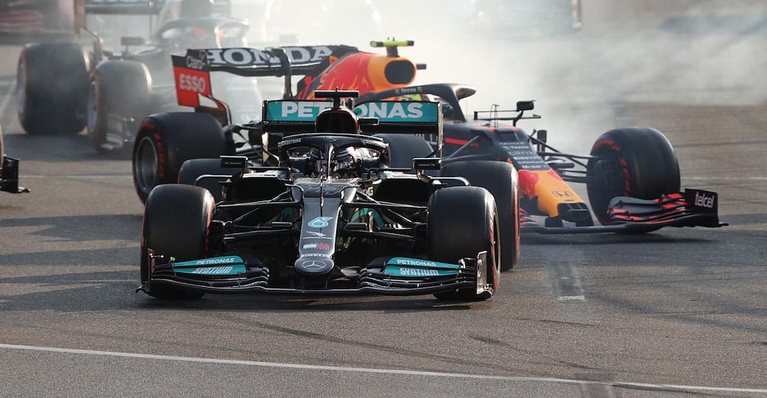 Mercedes bloquea a Hamilton el 'botón mágico' para evitar otro error como en Azerbaiyán