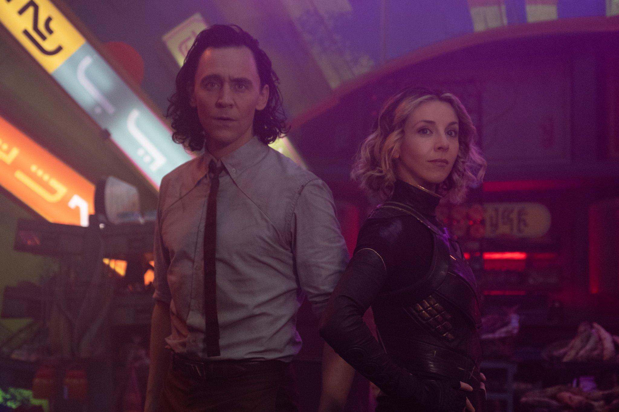 Loki se convierte en el primer personaje bisexual en pantalla del MCULoki se convierte en el primer personaje bisexual en pantalla del MCU