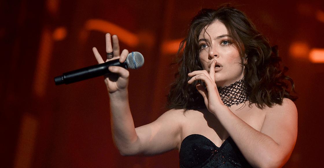 """Ahora sí: Lorde regresa después de cuatro años con su nueva rola """"Solar Power"""""""