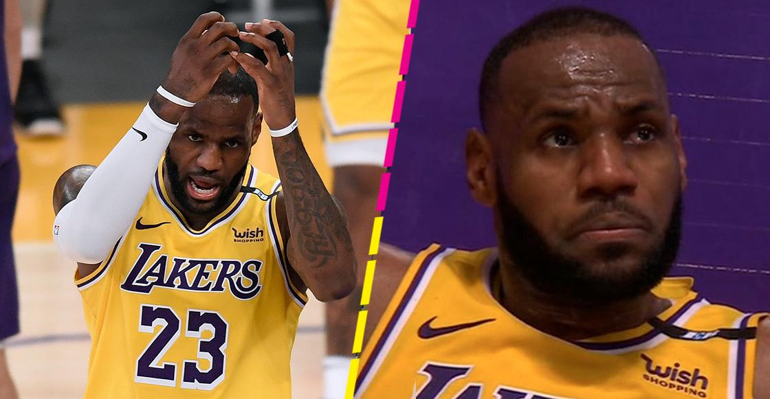 Los memes que nos dejó la eliminación de los Lakers en los playoffs de NBA