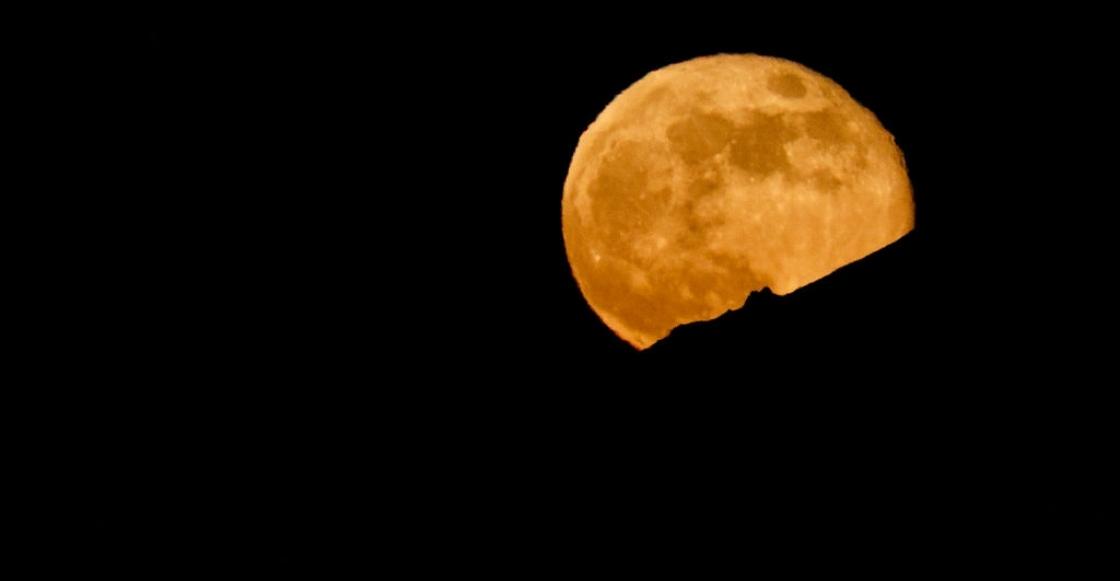 Luna de fresa: Te decimos cómo y cuándo ver la última superluna del 2021