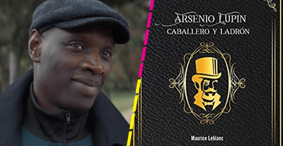 """'Lupin': La historia y el libro del """"Caballero Ladrón"""" que inspiraron la serie de Netflix"""